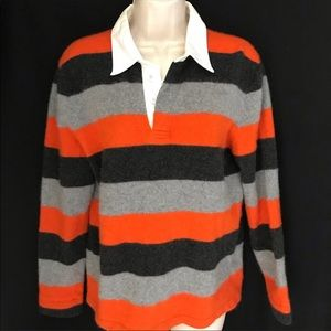 Metropolitanview 100% Cashmere Sweater Size M